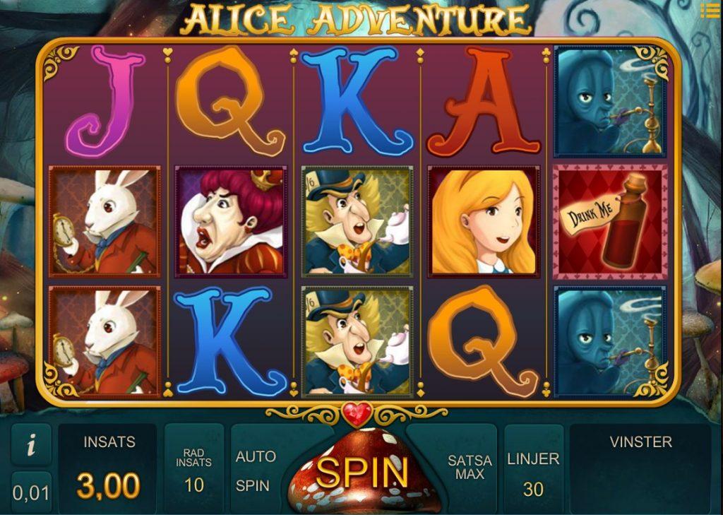 Spela Alice Adventure
