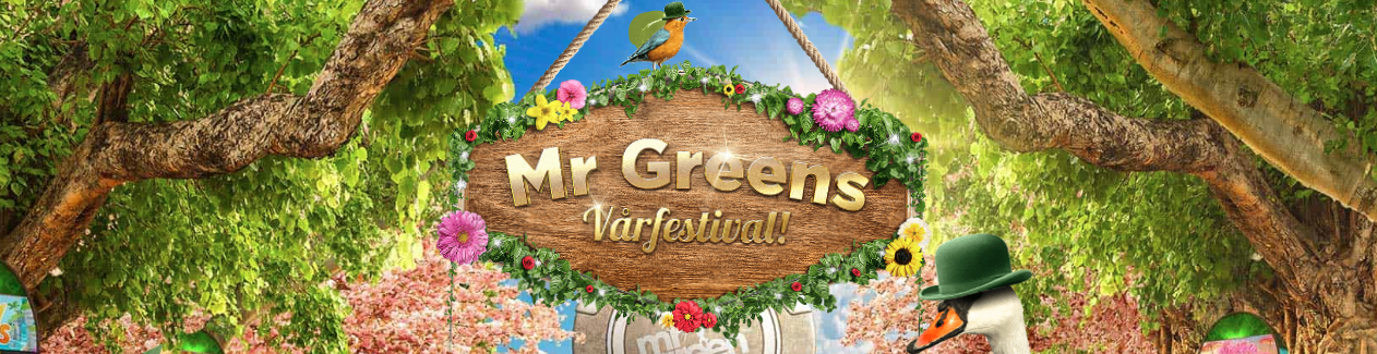 mr green vårturnering