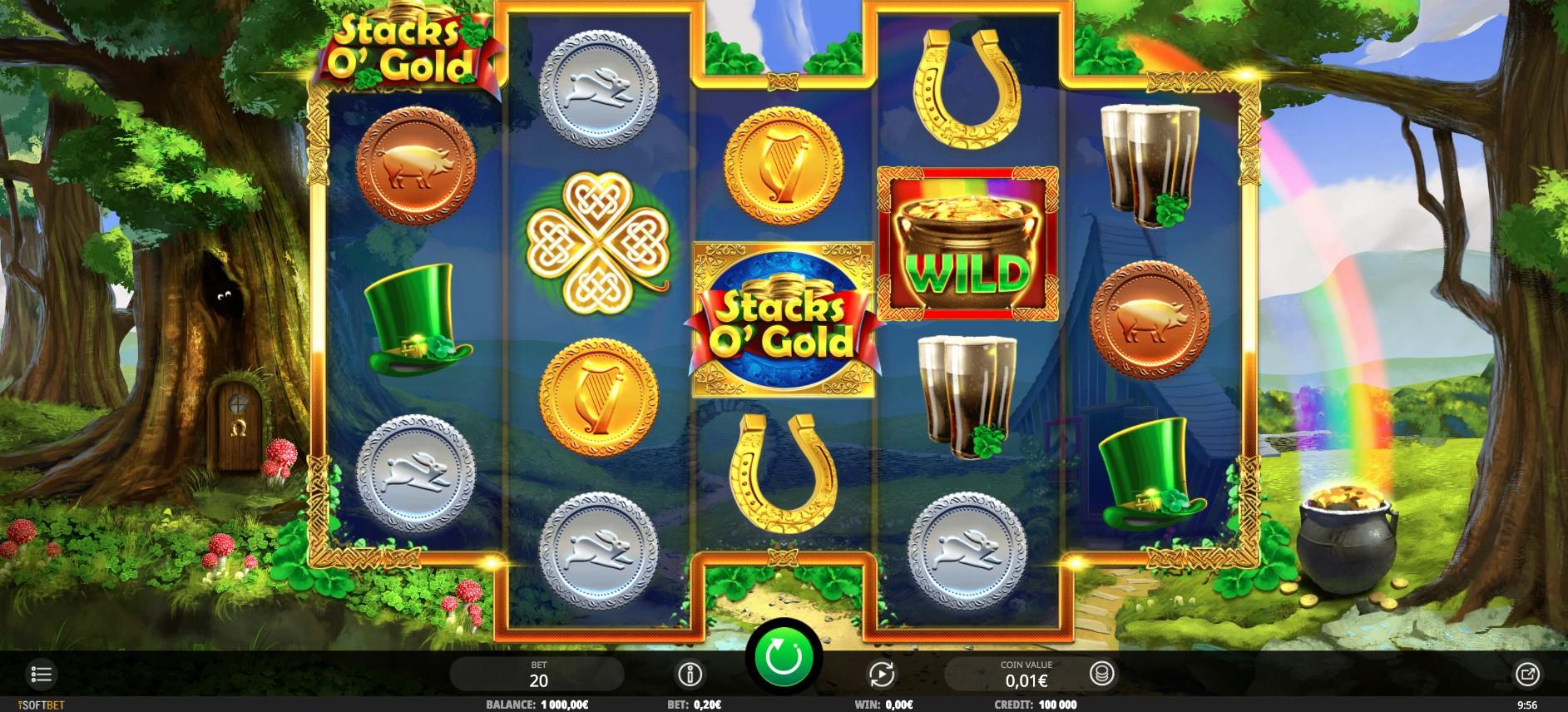 stacks-o-gold